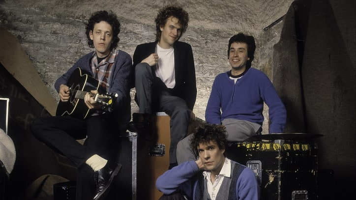 Replacements Participate in Authorized Biography 'Trouble Boys'