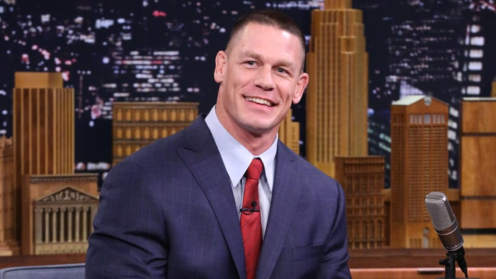 Watch John Cena Murder His Inner Child on 'Fallon'