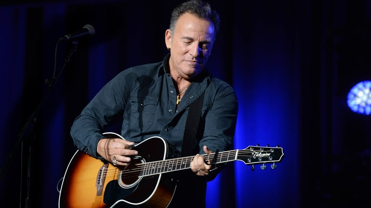 Bruce Springsteen Reveals In-Progress Solo Album, River Tour Plans