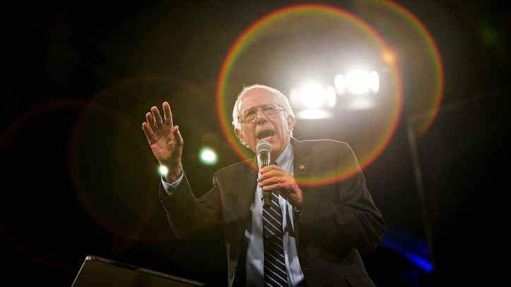 2015: The Year Bernie Sanders Became a Political Phenomenon