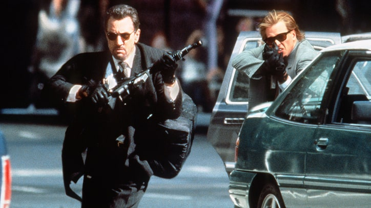 'Heat' at 20: Michael Mann on Making a Crime-Drama Classic