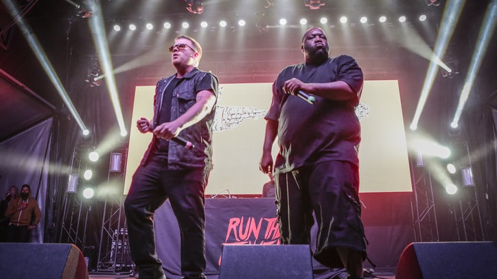 Watch Run the Jewels' Electrifying 'Kimmel' Performance