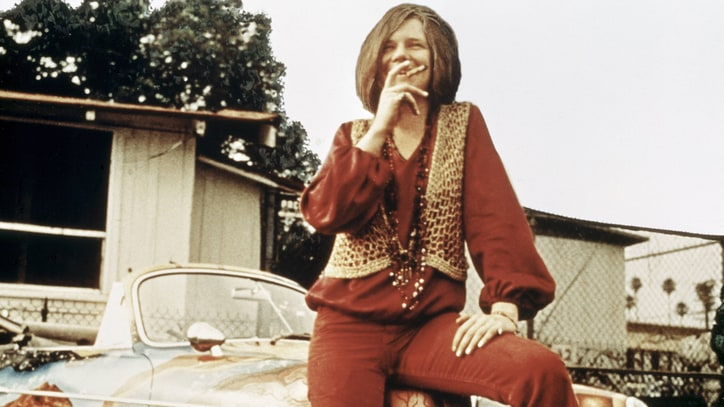 Janis Joplin's Psychedelic Porsche Brings $1.76 Million at Auction
