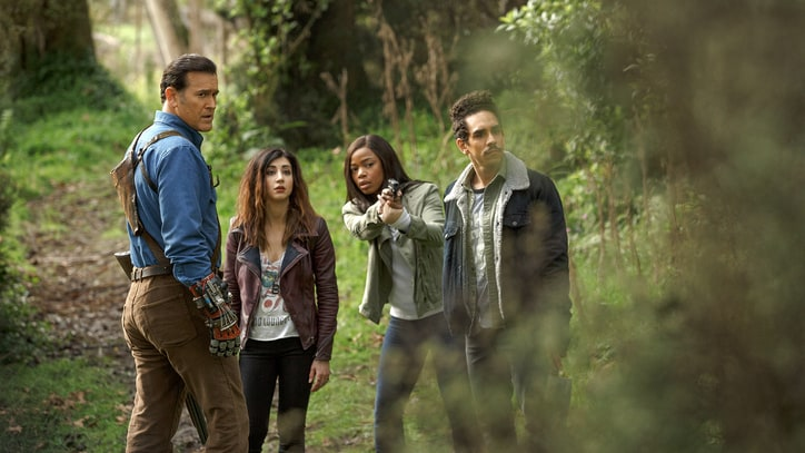 'Ash vs. Evil Dead' Recap: The Right to Tear Arms