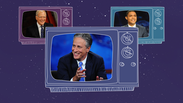 2015: The Year in Late-Night TV