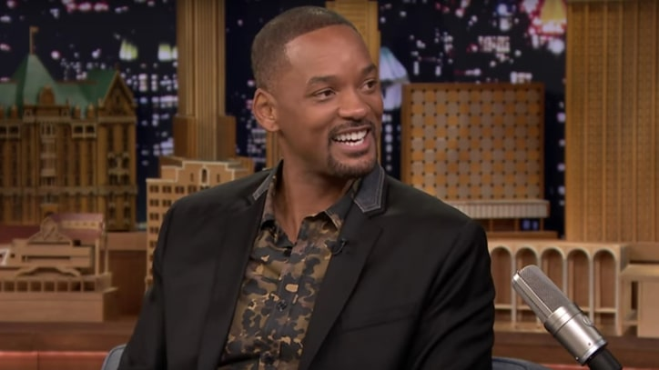Will Smith Talks 2016 World Tour on 'Tonight Show'