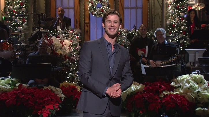 Chris Hemsworth on 'SNL': 3 Sketches You Have to See