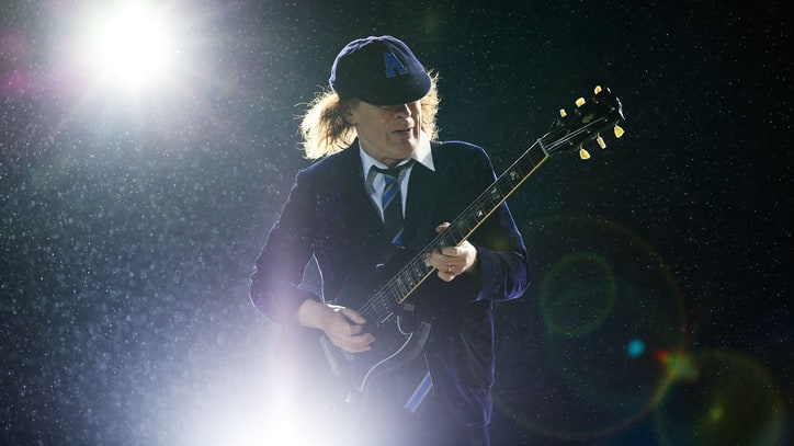 AC/DC Announce New U.S. 'Rock or Bust' Tour Dates