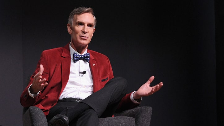 Watch Bill Nye Reveal Most Important Science Moment of 2015