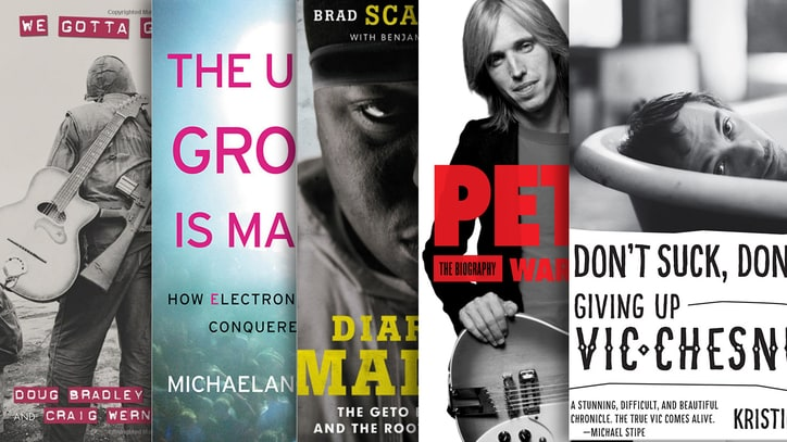 10 Best Music Books of 2015