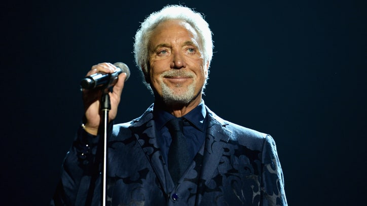 Tom Jones on Meeting Elvis, Recording With Bacharach, 'Panty Magnet' Phase