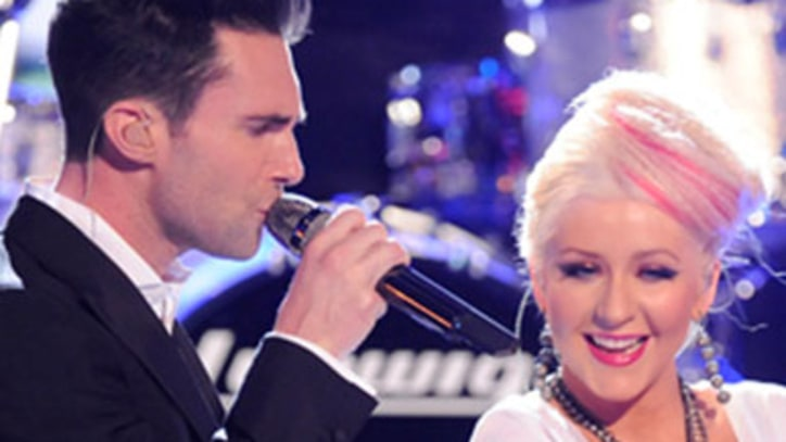 On the Charts: 'The Voice' Judges Make Their Marks