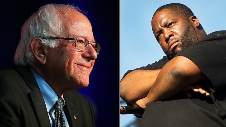 Watch Killer Mike's Six-Part Interview With Bernie Sanders