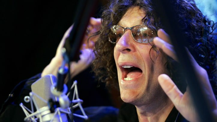 Howard Stern Extends SiriusXM Deal, Plans Streaming Video App