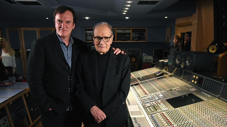 Hear Ennio Morricone's Striking 'Hateful Eight' Opener