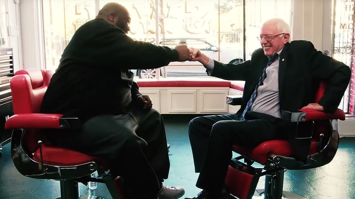 'F-ck Trump': Watch Killer Mike, Bernie Sanders Discuss Trump's Racism