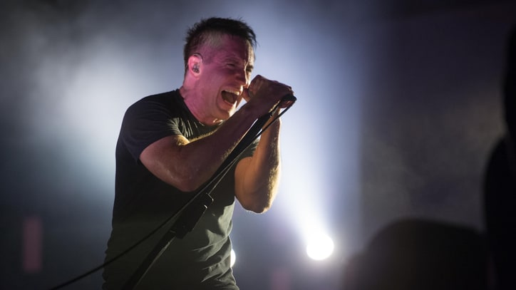 Trent Reznor Teases New Nine Inch Nails in 2016, Art Book