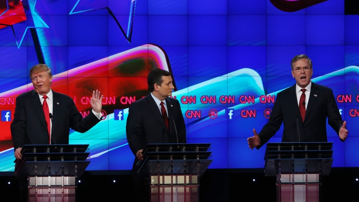 10 WTF Moments From the Fifth GOP Debate