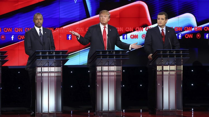 9 Sickest Burns of the Republican Debate