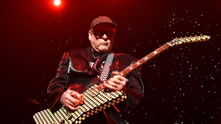 Cheap Trick's Rick Nielsen on Rock and Roll Hall of Fame: 'I'm Verklempt'