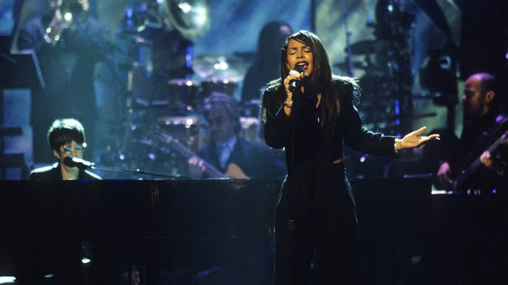 Rare Aaliyah Track to Feature on Timbaland Mixtape