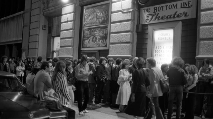 Remembering the Bottom Line: Albums Recapture NYC Club's Storied Heyday