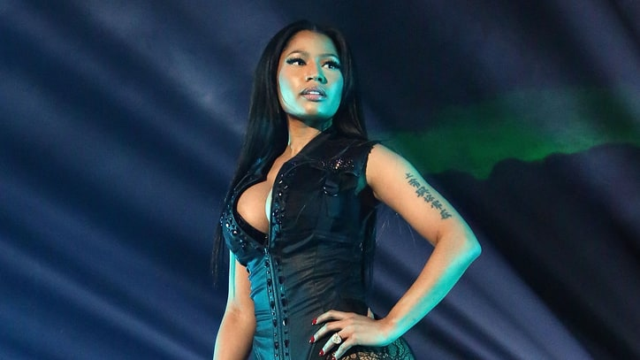 Nicki Minaj Argues Streaming Should Count Toward Album Sales