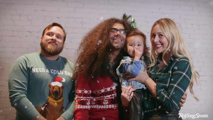 Watch Coheed and Cambria's Soulful 'White Christmas' Cover