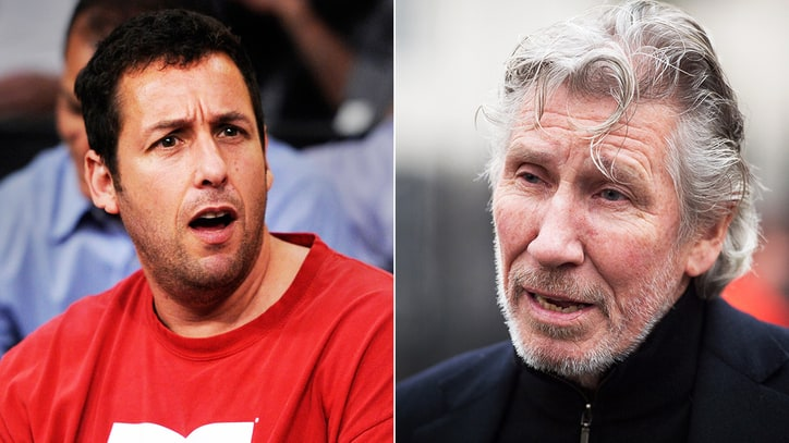 Adam Sandler: 'Israel Is Getting a 'F--K You' From Roger Waters'