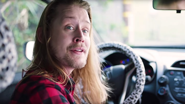 See Macaulay Culkin Revisit Traumatized 'Home Alone' Character
