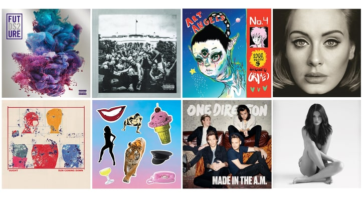 Rob Sheffield's Top 20 Albums of 2015