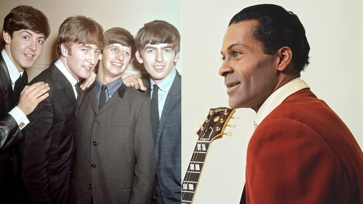 Beatles' 5 Boldest Rip-Offs