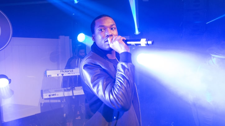 Meek Mill Faces Prison Time After Violating Parole