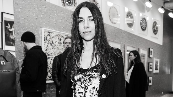 See PJ Harvey Sing Heavy New Song Snippet, Walk Among Ruins