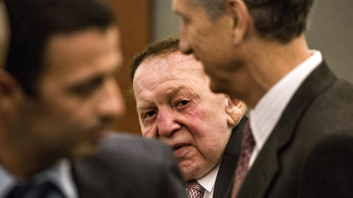 This Is Sheldon Adelson's Election