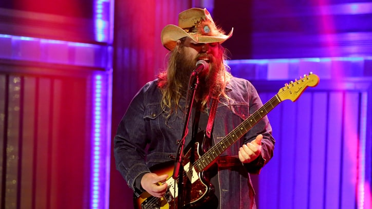See Chris Stapleton's Electrifying 'Cry' on 'Fallon'