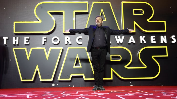 Skywalker Speaks: Mark Hamill on Returning to 'Star Wars'