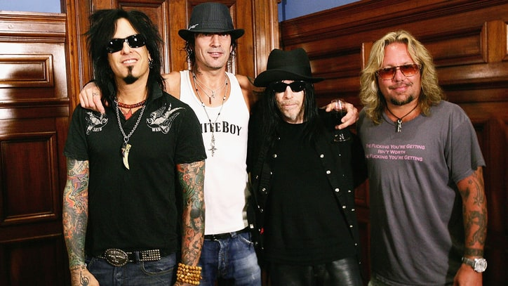Motley Crue's Vince Neil: 'The Dirt' Film Expected for Next Summer