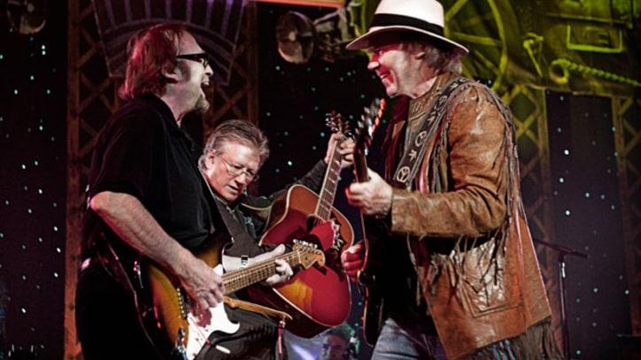 Buffalo Springfield Reunion Tour