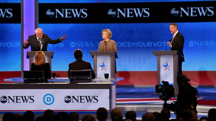 22 Zingy and WTF Moments From the Third Democratic Debate