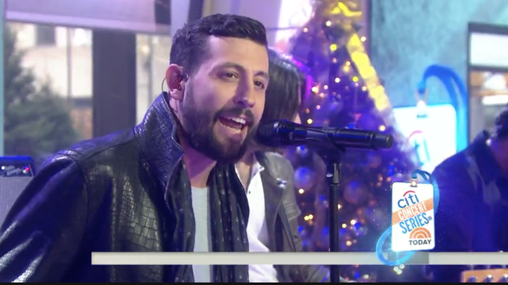 Watch Old Dominion Close Out 2015 With Live 'Break Up'