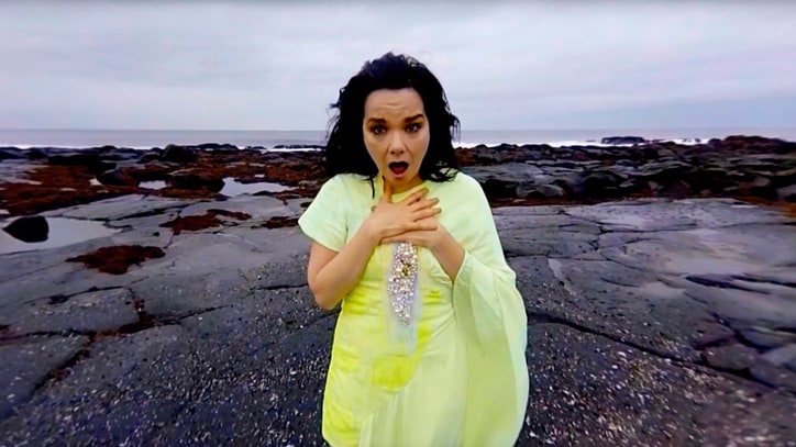 Bjork Releases 360-Degree 'Stonemilker' Video as Virtual Reality App