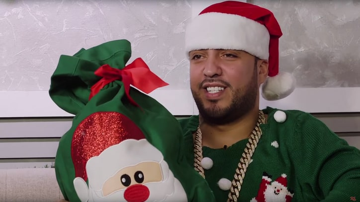 Watch French Montana's Merry 'Feliz Navidad' Cover