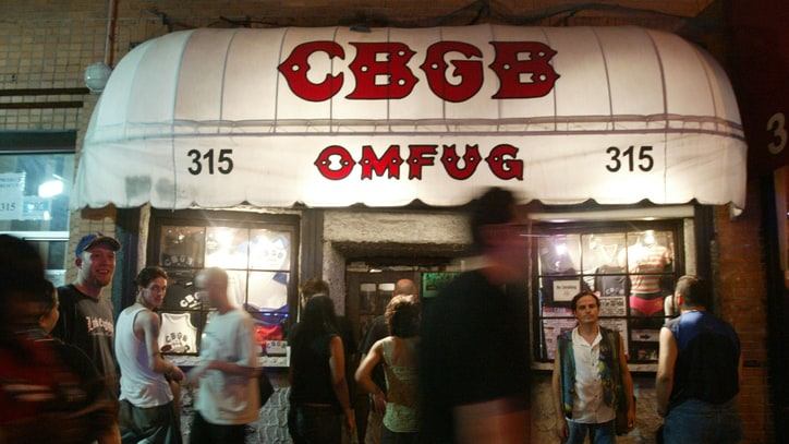 CBGB to Reopen as Restaurant in Newark Airport