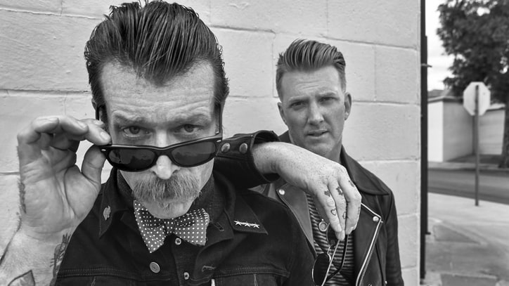 Eagles of Death Metal Talk Sharing Stage With U2, Play It Forward Campaign