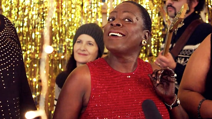 Watch Sharon Jones Turn Office Into Festive, Soulful Holiday Concert