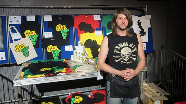 Eagles of Death Metal Merch Manager Laid to Rest