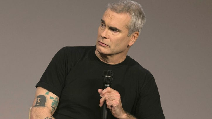 Henry Rollins: 'Bored Rich Guy' Donald Trump Doesn't Want Presidency