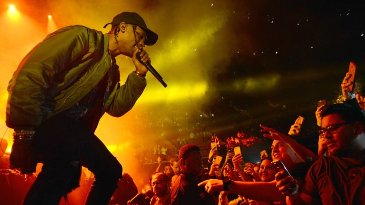 Travis Scott Pleads Guilty in Lollapalooza Stage Melee