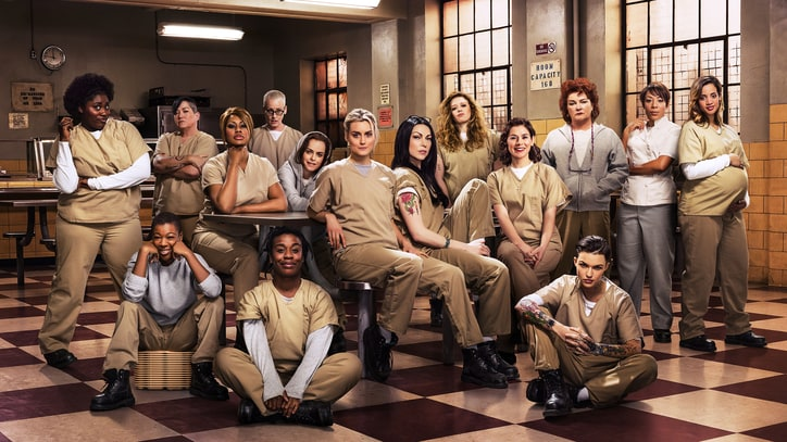 Watch 'Orange Is the New Black' Cast Confess to Roughing Up Santa